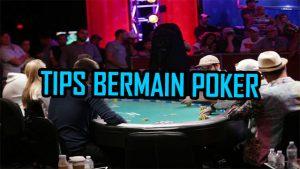 Cara baik mengikuti taruhan online poker idn play